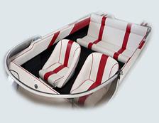Marine Upholstery Chico Installation